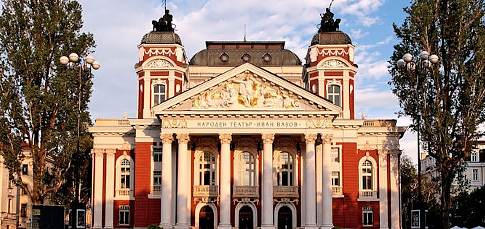 Ivan-Vazov-National-Theater