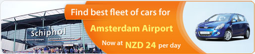 Find best fleet of cars for Amsterdam Airport