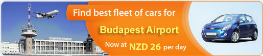Find best fleet of cars for Budapest Airport