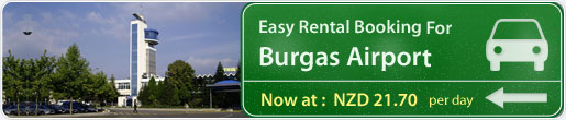 Easy rental booking for Burgas Airport