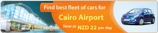 Find best fleet of cars for Cairo Airport