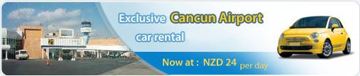 Exclusive Cancun Airport Car Rental