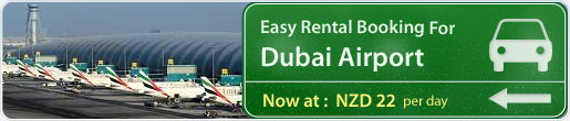 Easy rental booking for Dubai Airport
