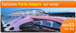 Exclusive Porto Airport Car Rental