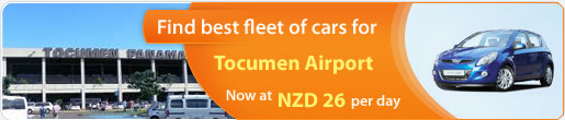 Find best fleet of cars for Tocumen Airport